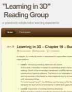 Virtual Reading Groups